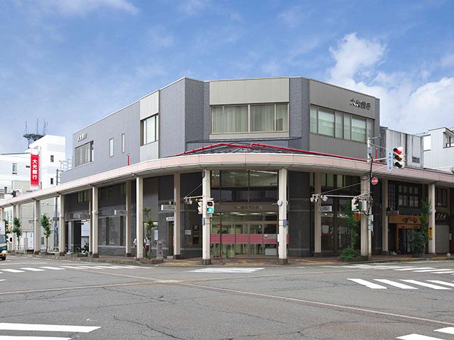大光銀行高田支店移転新築工事