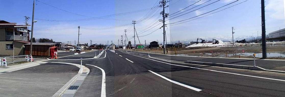 上新区第26-4号 (都)黒田脇野田線道路築造工事