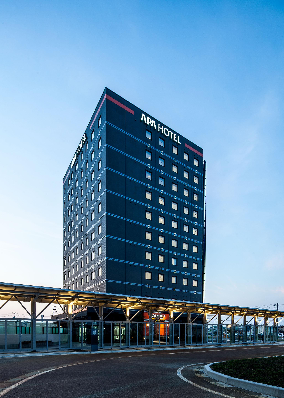 アパホテル〈上越妙高駅前〉(JV施工協力)